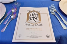 2013 Hall of Fame Banquet